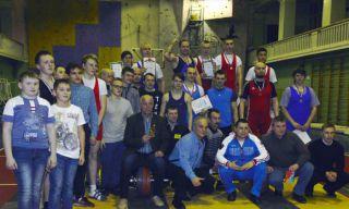 В Каменске-Уральском прошло открытое первенство по тяжелой атлетике