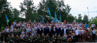 В Каменске-Уральском прошли мероприятия, посвященные 90 лет ВДВ!