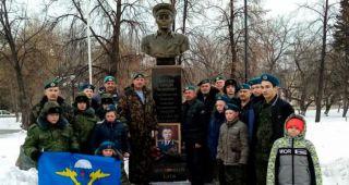 Каменские десантники почтили память Бати ВДВ