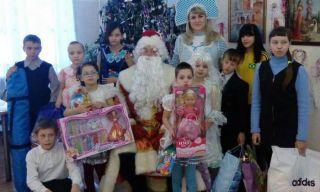 Главный десантник Каменска-Уральского стал главным Дедом Морозом