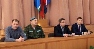 В Каменске-Уральском стартовал месячник Защитника Отечества