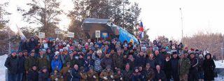 Отчет о деятельности Каменск-Уральской городской общественной организации Союз Десантников в 2018 году