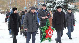 В Каменске-Уральском отметили день памяти генерала Дубынина