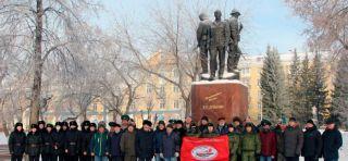 Годовщина со дня рождения Виктора Дубынина открыла в Каменске-Уральском месячник, посвященный защитникам Отечества