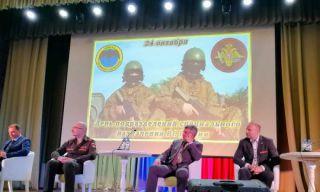 Каменские десантники приняли участие в форуме ко Дню Войск Спецназначения