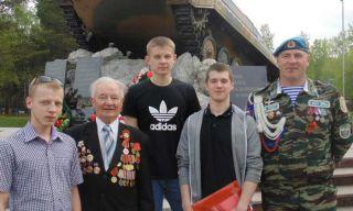 Настоящие пацаны из Каменска-Уральского!